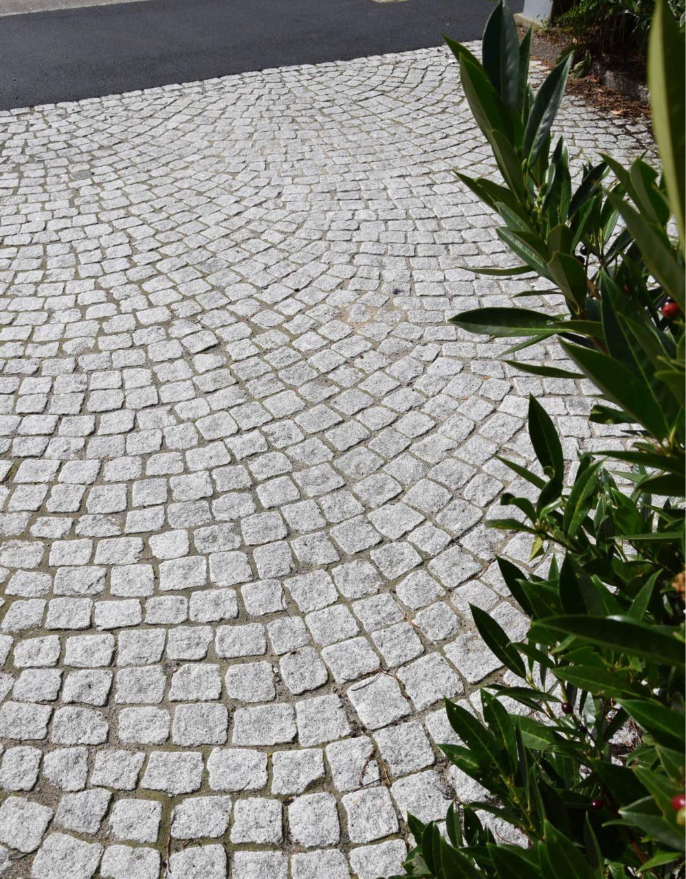 Gatsten, den klassiska granitstenen